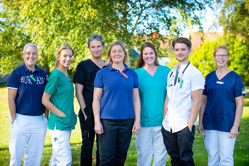 Bjäre Veterinärklinik personal